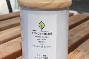 Atmosphere Beeswax Candle